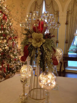 in addition milaegers provides holiday decorating services ranging from outdoor lights and decorations to custom pieces for your mantel stairway entry - Christmas Decorating Services