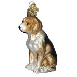 old world christmas beagle ornament - Christmas Beagle