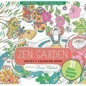 Zen Garden Coloring Book Thumbnail