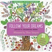 Follow Your Dreams Coloring Book Thumbnail
