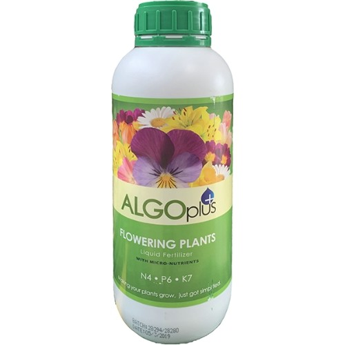 Algo - Flowering Plant Fertilizer - 1 Liter Thumbnail