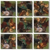 Squirrels Scramble Puzzle Thumbnail