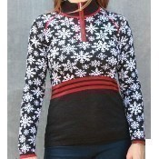 Eva-Maria Sweater - Heather Black Thumbnail