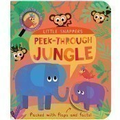 Little Snappers: Peek-Through Jungle Book Thumbnail