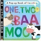One, Two, Baa, Moo: A Pop-up Book of Counting Thumbnail