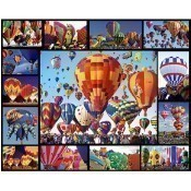 Hot Air Balloons Jigsaw Puzzle Thumbnail