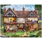 Summer House Jigsaw Puzzle Thumbnail