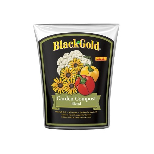 Black Gold Garden Compost Blend 1 cu ft Thumbnail