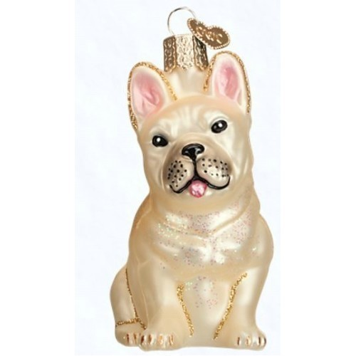 French Bulldog Ornament Thumbnail