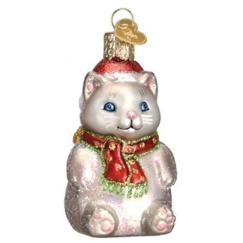 - Winter Kitty Ornament Thumbnail