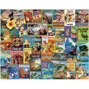 Exotic Places Jigsaw Puzzle Thumbnail