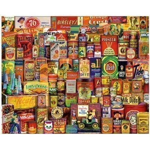 Favorite Brands Puzzle Thumbnail