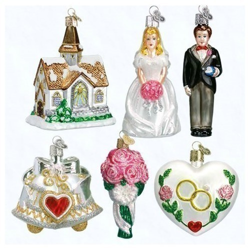 Old World - Wedding Ornament Collection Thumbnail