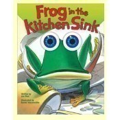 Frog in the Kitchen Sink Book Thumbnail
