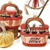 Ornaments to Remember - Garden Tote Thumbnail