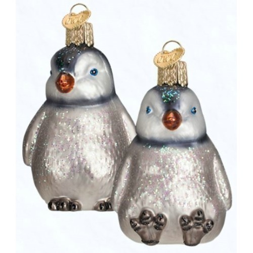 - Penguin Chick Ornament Thumbnail