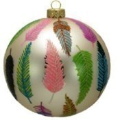 Thomas Glenn - Feathers Ornament Thumbnail