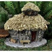 Thatched Roof Troll House Thumbnail