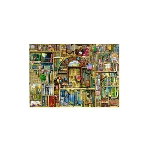 Bizarre Bookshop 2 Puzzle - 1,000 Pieces  Thumbnail