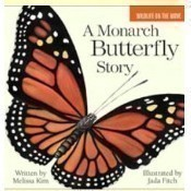 A Monarch Butterfly Story Book Thumbnail