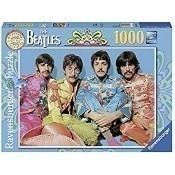 Beatles Sgt. Pepper Puzzle Thumbnail