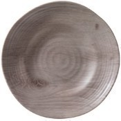 Drift Wood Round Salad Plate Thumbnail