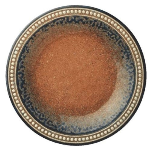Coral Sandstone Round Salad Plate Thumbnail