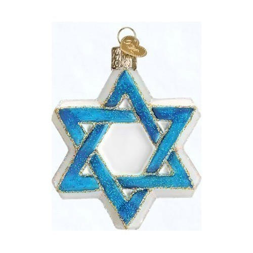 Star of David Ornament Thumbnail