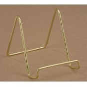 Smooth Brass Wire Stand 6