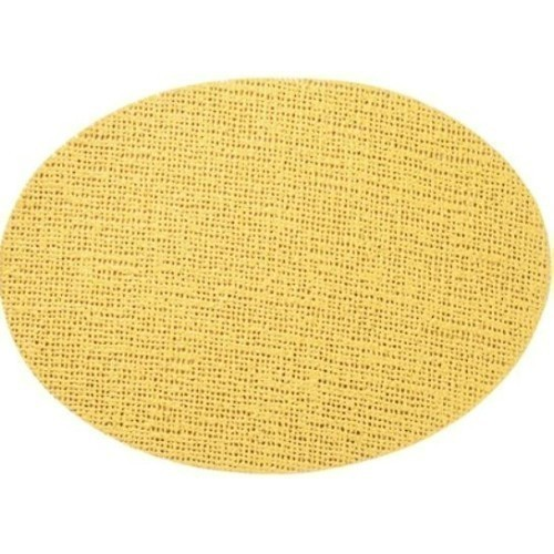 Fishnet Oval Placemat - Butterscotch Thumbnail
