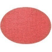 Fishnet Oval Placemat - Melon Thumbnail