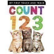 My First Touch and Trace: Count 123 Book Thumbnail