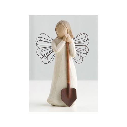 Angel of the Garden Figurine Thumbnail