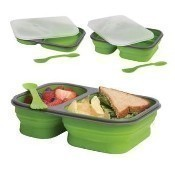 Large Collapsible Lunch Box Thumbnail