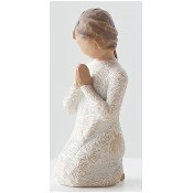 Prayer of Peace Figurine Thumbnail