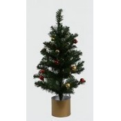 2' Battery Operated Express Tree Thumbnail