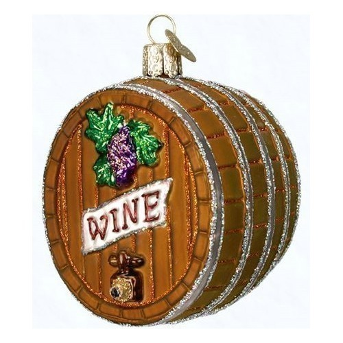 - Wine Barrel Ornament Thumbnail