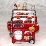 Ornaments to Remember - BBQ Grill Thumbnail
