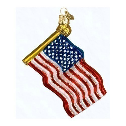 Star Spangled Banner Ornament Thumbnail