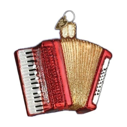 Accordian Ornament Thumbnail