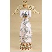 Angel Happiness Figurine Thumbnail