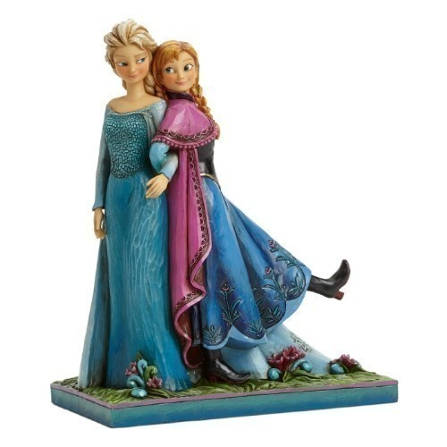 Anna and Elsa From