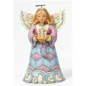 Pint Sized Angel with Candles Thumbnail