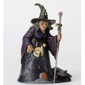 Be Very Afraid - Witch Figurine Thumbnail