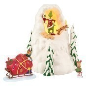 Department 56 Grinch Mt. Crumpit Holiday Set Thumbnail