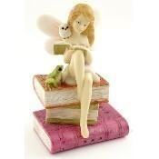 Fairy Reading on Books with Frog & Owl Thumbnail