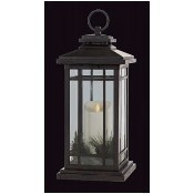 Luminara Dancing Flame Holiday Candle Lantern Thumbnail