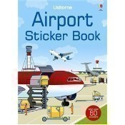 Airport Sticker Book Thumbnail
