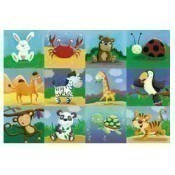 Animal Adventures Puzzle Thumbnail