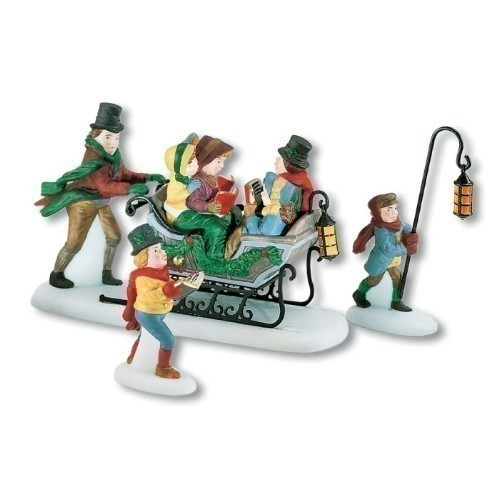 Caroling With Cratchit Family Thumbnail